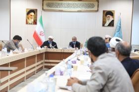 پنجمین نشست شورای همفکری معاونت فرهنگی مسجد مقدس جمکران برگزار شد