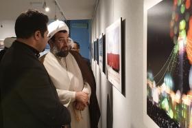 عکاسان منعکسکننده هنر متعالی هنرمندان در مسجد مقدس جمکران هستند