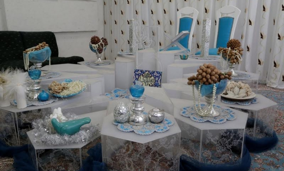 آغاز زندگی مشترک در مسجد مقدس جمکران