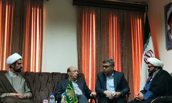 همکاری مسجد مقدس جمکران با حرم حضرت زینب(سلام الله علیها) در حوزههای فرهنگی آئینی