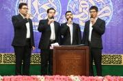 برپایی محفل انس با قرآن و زمزمه دعای توسل در مسجد مقدس جمکران