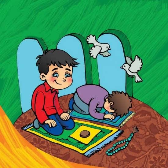 نکات مربوط به آموزش نماز به کودک