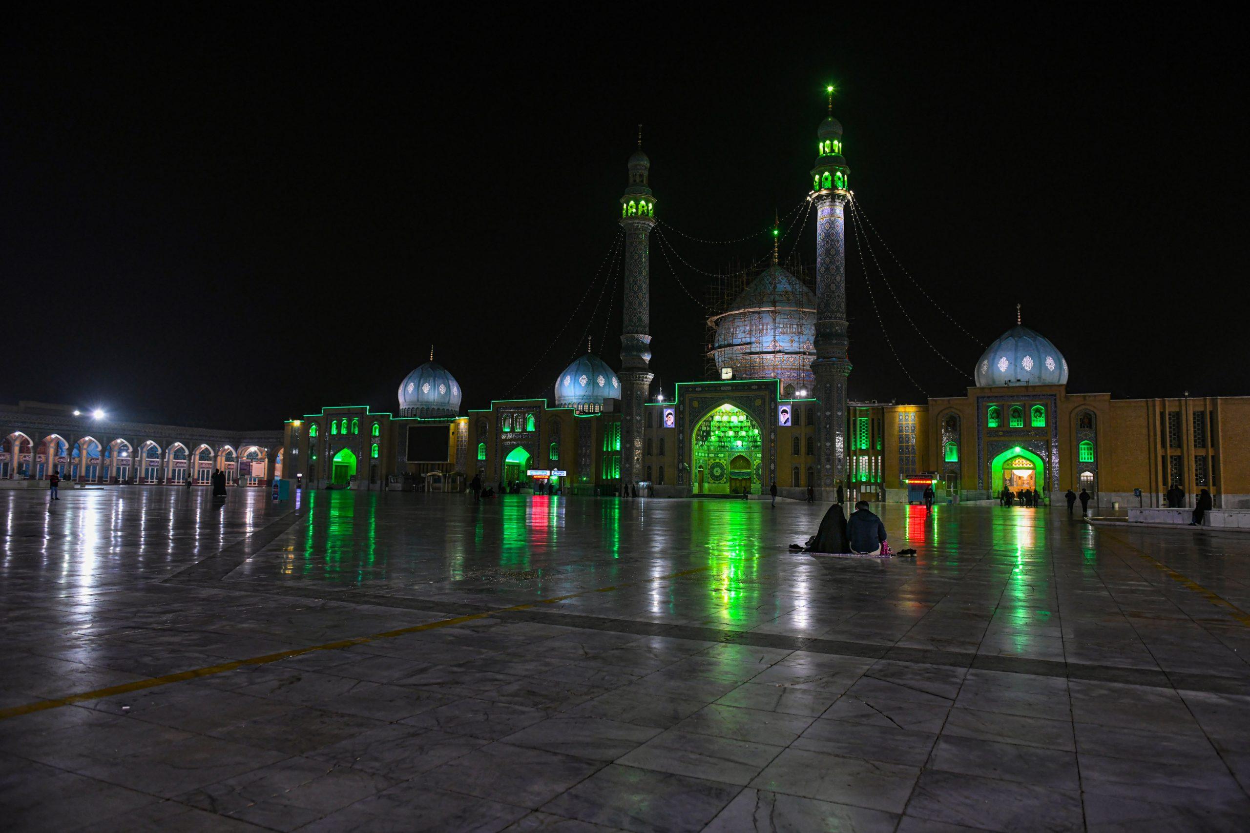 برنامه مسجد مقدس جمکران برای پایان هفته