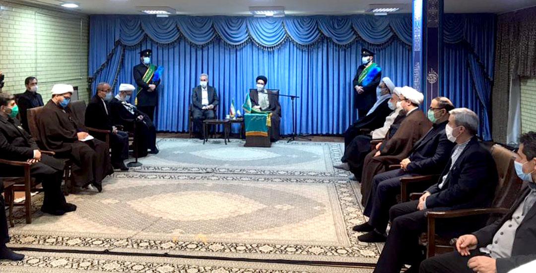 افتتاح رسمی دفتر مسجد مقدس جمکران در استان آذربایجان شرقی