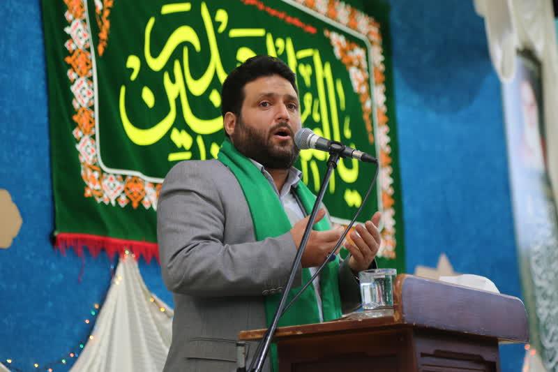 جشن میلاد امیرالمومنین(علیه السلام) در مسجد مقدس جمکران