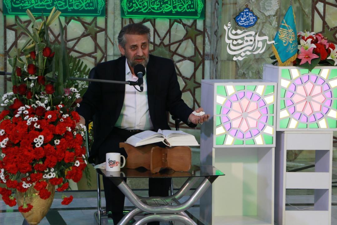 ویژهبرنامه احیای نیمه شعبان در مسجد مقدس جمکران