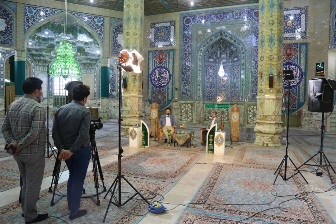 برنامه های تلویزیونی مسجد مقدس جمکران در ایام نوروز