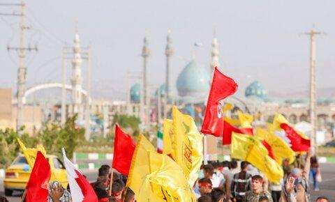 برنامههای مسجد مقدس جمکران برای عید غدیر/ برگزاری مسابقه فرزند غدیر با همکاری رسانه ملی