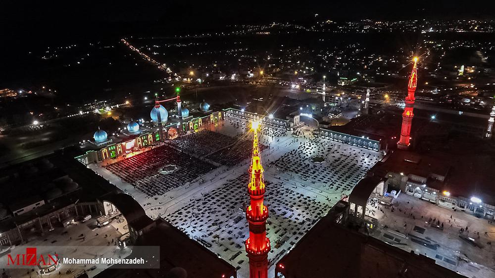 مراسم این هفته مسجد مقدس جمکران اعلام شد