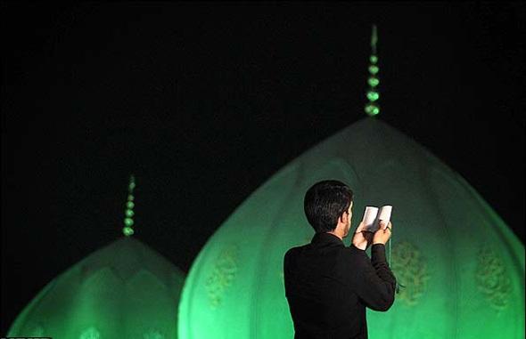 مراسم این هفته مسجد مقدس جمکران