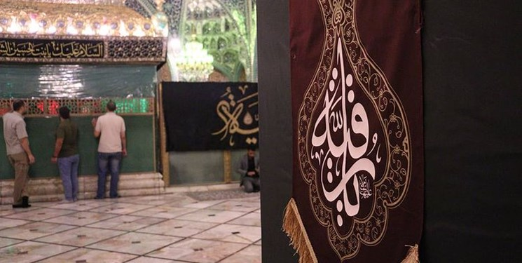 دعای ندبه هیأت رزمندگان در سوریه برگزار میشود