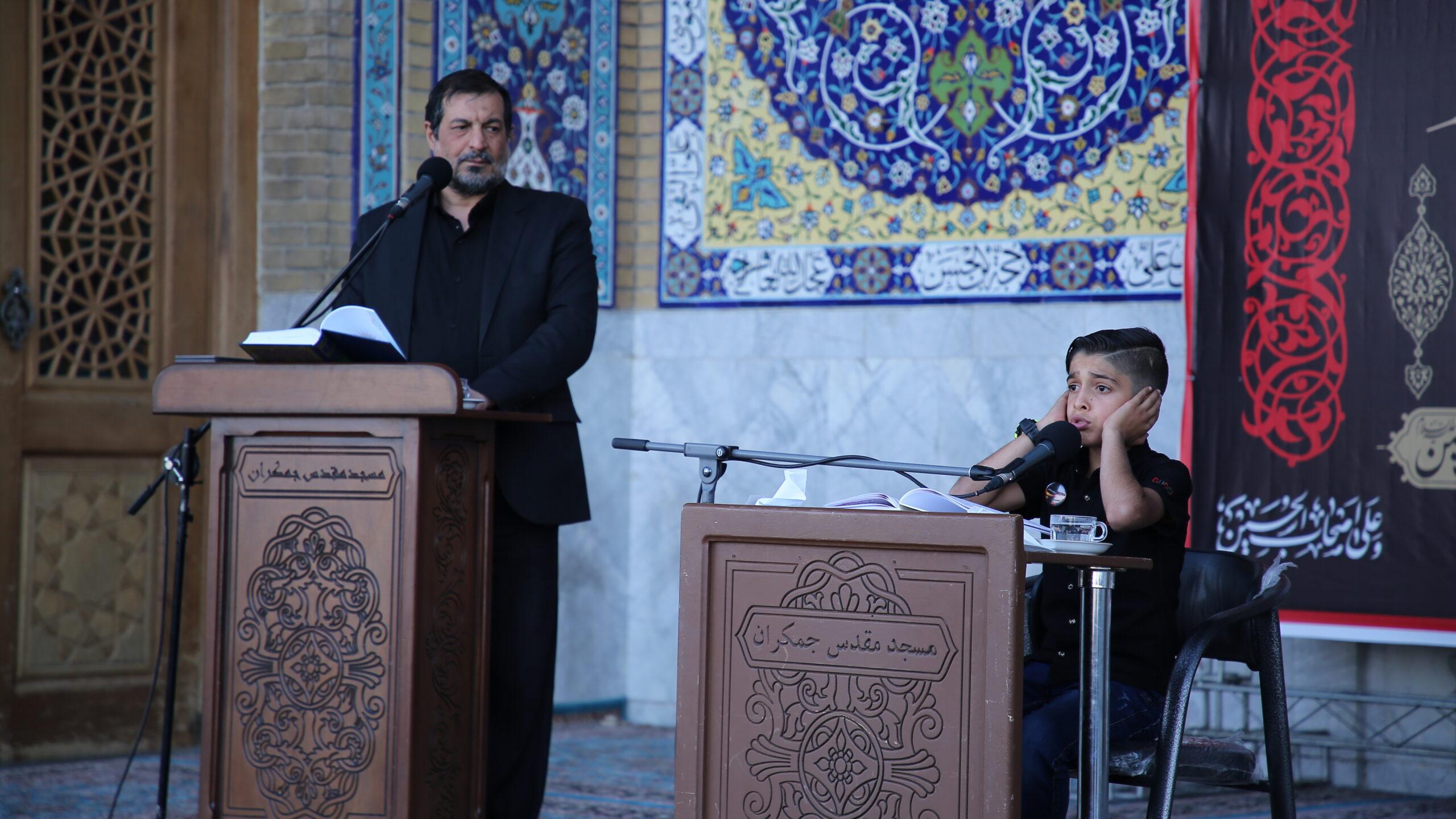 برگزاری محفل انس با قرآن کریم در روز اربعین