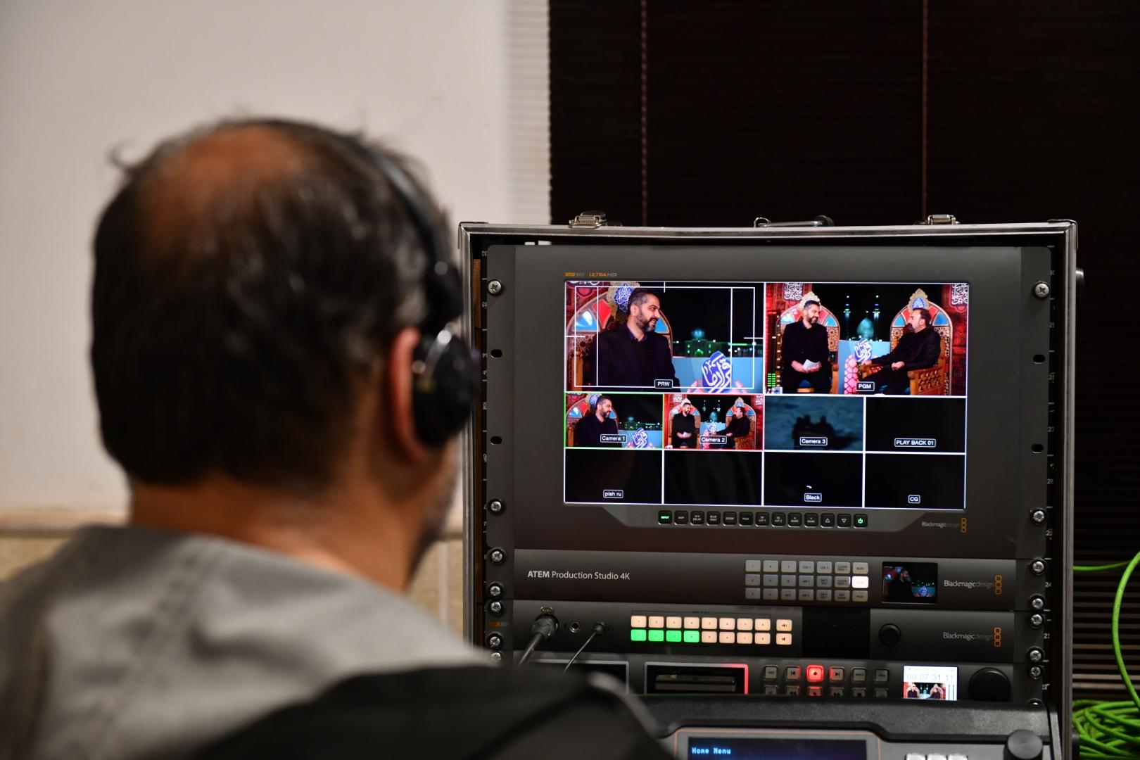 تولید ویژهبرنامه تلویزیونی «قرار ما» به مناسب شهادت امام یازدهم