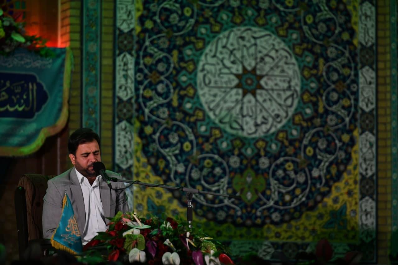 محفل ویژه قرآنی در شام نهم ربیع الاول